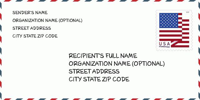 City Nevada Ia Iowa United States Zip Code 5 Plus 4